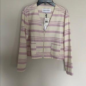 Cupcakes and cashmere light dress jacket